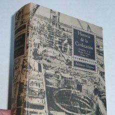 Libros de segunda mano: HISTORIA DE LA CIVILIZACIÓN TOMO II (BIBLIOTECA HISPANIA) RICARDO VERA TORNELL (RAMÓN SOPENA, 1966). Lote 45917117