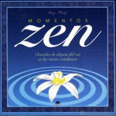 Libros de segunda mano: MOMENTOS ZEN. Lote 45924603