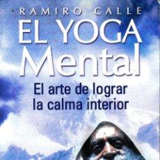 Libros de segunda mano: EL YOGA MENTAL. Lote 45924651