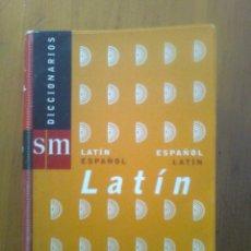 Libros de segunda mano: DICCIONARIO ESPAÑOL / LATÍN. Lote 45926952