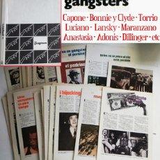 Libros de segunda mano: LOS GANGSTERS SEDMAY MAFIA MAFIOSOS CRIMINALES EEUU HISTORIA DEL CRIMEN ORGANIZADO GÁNSTER LIBRO TAP. Lote 45958060