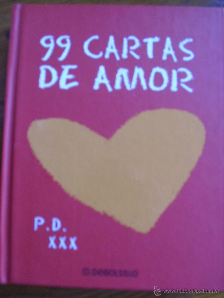 99 Cartas De Amor P D Bolsillo En Carton