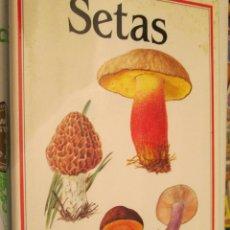 Libros de segunda mano: LAS SETAS EDITORIAL SUSAETA. Lote 45975304