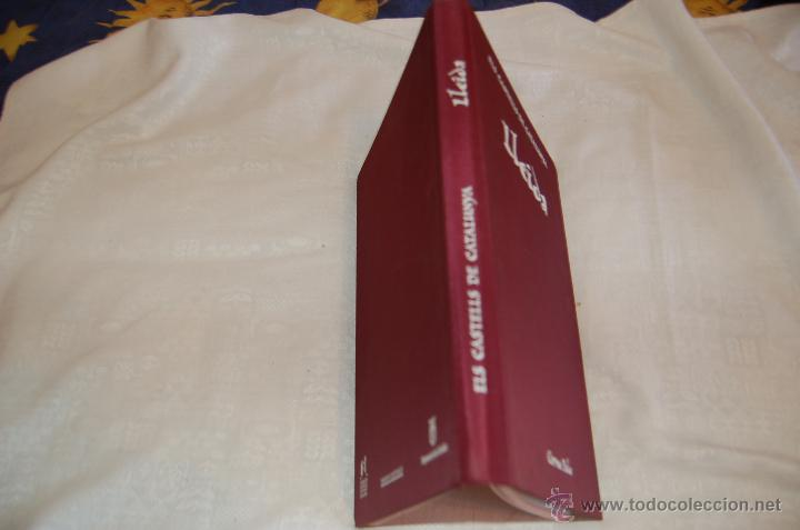 Libros de segunda mano: ELS CASTELLS DE CATALUNYA Lleida - Foto 2 - 46020813