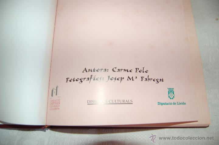 Libros de segunda mano: ELS CASTELLS DE CATALUNYA Lleida - Foto 3 - 46020813