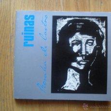 Libros de segunda mano: ROSALIA DE CASTRO, RUINAS. Lote 46034445
