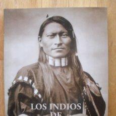 Libros de segunda mano: LOS INDIOS DE NORTEAMERICA, WILLIAM SHARP. Lote 46054239