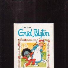 Libros de segunda mano: CONTES DE ENID BLYTON Nº 4, ILUSTRACIONES: MARIA PASCUAL - EDITA : TORAY 1985 ( EDICION EN CATALAN. Lote 46075035