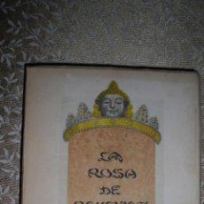 Libros de segunda mano: 1943-LA ROSA DE BAKAWALI.(NARRACIÓN INDOSTÁNICA)-ANÓNIMO.TRADUCIDO POR GARCÍN DE TASSY. Lote 46139173