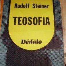 Libros de segunda mano: TEOSOFÍA (BUENOS AIRES, 1977). Lote 46156774