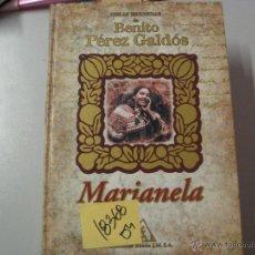 Libros de segunda mano: MARIANELABENITO PÉREZ GALDÓSTAPA DURA2,00. Lote 46178076