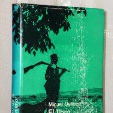 Libros de segunda mano: EL LIBRO DE LA CAZA MENOR. Lote 46222881