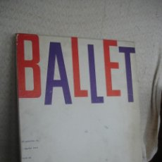 Libros de segunda mano: SEBASTIÁN GASCH. BALLET 1958. Lote 46401433