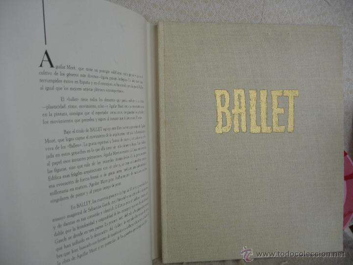 Libros de segunda mano: Sebastián Gasch. Ballet 1958 - Foto 3 - 46401433