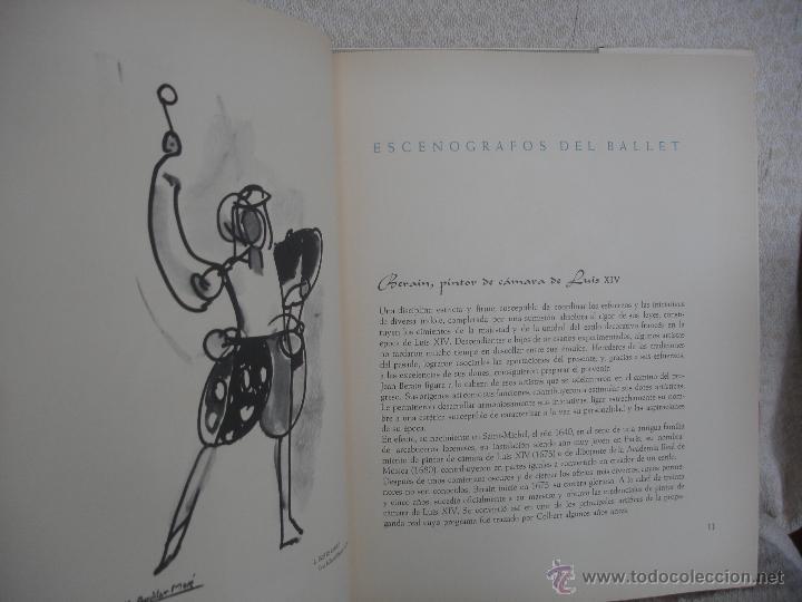 Libros de segunda mano: Sebastián Gasch. Ballet 1958 - Foto 6 - 46401433