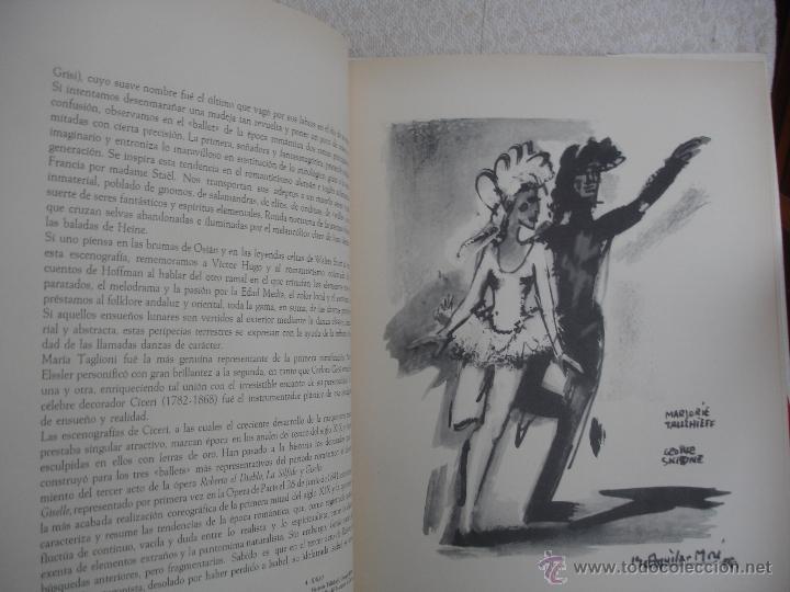 Libros de segunda mano: Sebastián Gasch. Ballet 1958 - Foto 7 - 46401433