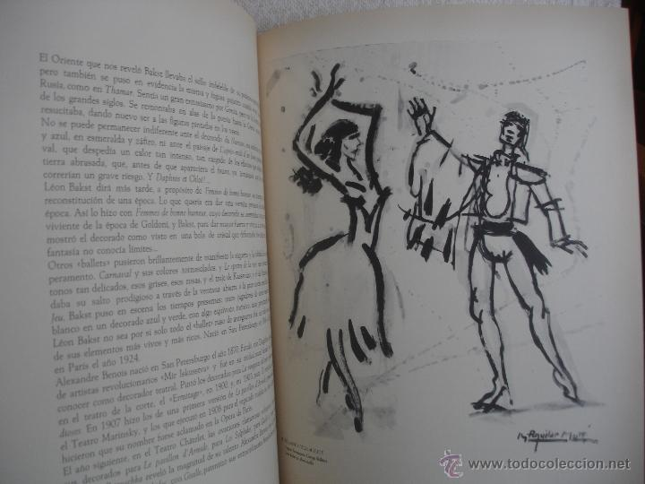 Libros de segunda mano: Sebastián Gasch. Ballet 1958 - Foto 8 - 46401433
