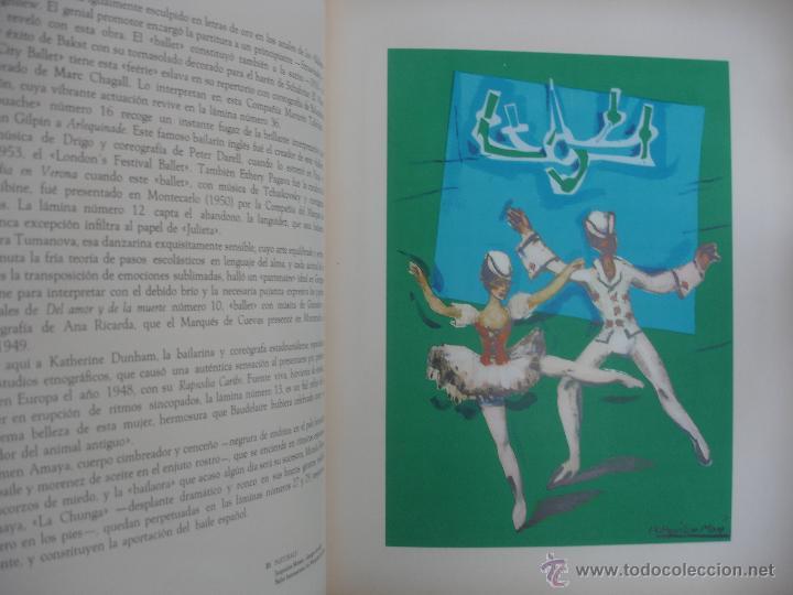 Libros de segunda mano: Sebastián Gasch. Ballet 1958 - Foto 9 - 46401433