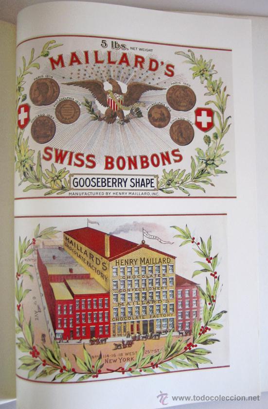 Libros de segunda mano: Gran libro sobre ANTIGUAS ETIQUETAS de productos de alimentación - En inglés - Primera edición, 1982 - Foto 12 - 46410289