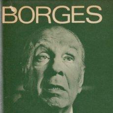 Libros de segunda mano: JORGE LUIS BORGES OBRAS COMPLETAS 1923-1972 EMECÉ 1980 FIRMA MANUSCRITA DE BORGES CON CAJA DE CARTÓN. Lote 46430512