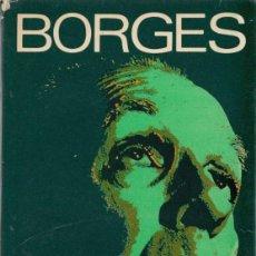 Libros de segunda mano: JORGE LUIS BORGES OBRAS COMPLETAS EMECÉ 1974 FIRMA MANUSCRITA Y FECHA (1974) DE BORGES. Lote 46431847