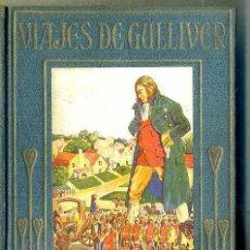 Libros de segunda mano: ARALUCE : VIAJES DE GULLIVER (1942). Lote 46526786