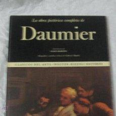 Libros de segunda mano: LA OBRA PICTÓRICA COMPLETA DE DAUMIER Nº 31 EDITORIAL NOGUER AÑO 1973. Lote 46575085