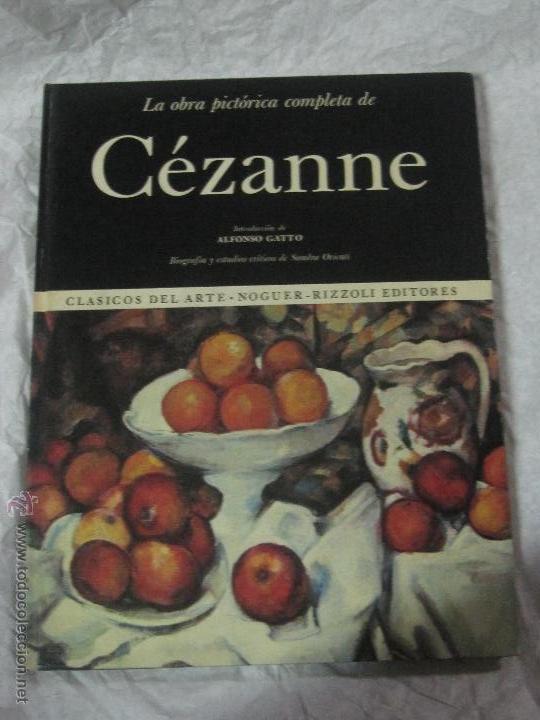 LA OBRA PICTÓRICA COMPLETA DE CÉZANNE Nº 21 EDITORIAL NOGUER AÑO 1971 (Libros de Segunda Mano - Bellas artes, ocio y coleccionismo - Otros)