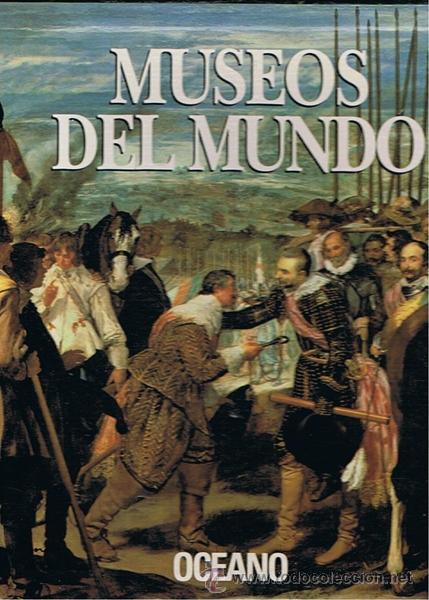 LOTE DE 4 TOMOS DE MUSEOS DEL MUNDO (Libros de Segunda Mano - Bellas artes, ocio y coleccionismo - Otros)