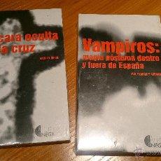 Libros de segunda mano: LOS LIBROS OCULTOS DE MANUEL SERAL 1 Y 2. Lote 94297960