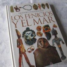 Libros de segunda mano: Aº LIBRO-LOS FENICIOS Y EL MAR-GRANDES CIVILIZACIONES-PRECINTADO-VER FOTOS.. Lote 124482756