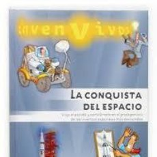 Libros de segunda mano: LA CONQUISTA DEL ESPACIO, INVENVIVOS, SM. Lote 46660534