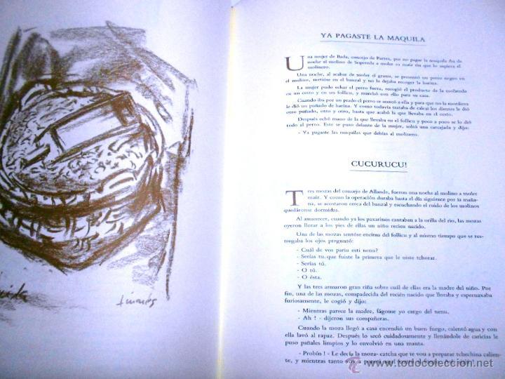 Libros de segunda mano: MOLINOS DE AGUA Y MAQUILA POR MANUEL GARCIA LINARES 1988, prol. Julio Caro Baroja, Dedicatoria autor - Foto 11 - 46693930