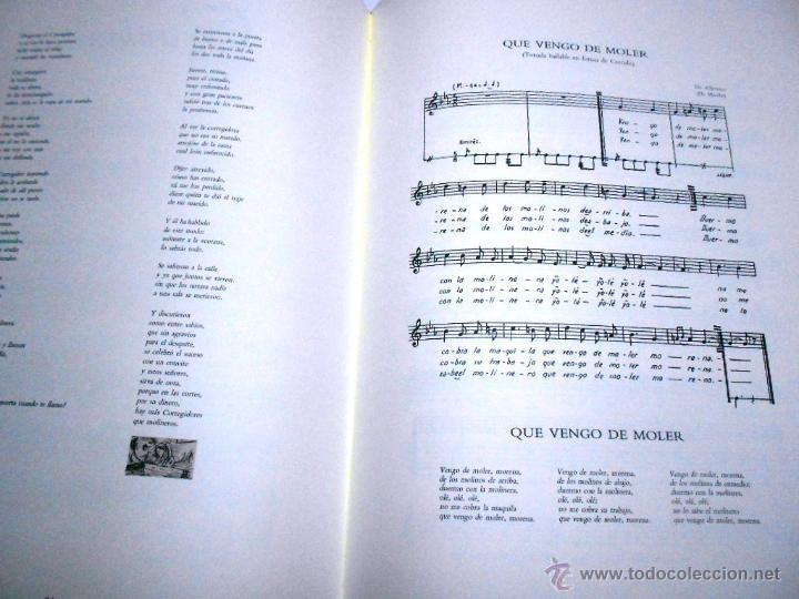 Libros de segunda mano: MOLINOS DE AGUA Y MAQUILA POR MANUEL GARCIA LINARES 1988, prol. Julio Caro Baroja, Dedicatoria autor - Foto 12 - 46693930