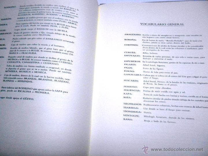 Libros de segunda mano: MOLINOS DE AGUA Y MAQUILA POR MANUEL GARCIA LINARES 1988, prol. Julio Caro Baroja, Dedicatoria autor - Foto 13 - 46693930