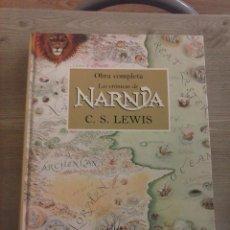 Libros de segunda mano: OBRA COMPLETA LAS CRÓNICAS DE NARNIA C.S LEWIS AÑO 2005. Lote 46718521