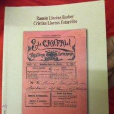 Libros de segunda mano: LA PRENSA EN LA MARINA BAIXA ( 1882-1999) - RAMÓN LLORÉNS BARBER Y CRISTINA LLORÉNS ESTARELLES. Lote 46737056