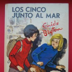 Libros de segunda mano: LIBRO. LOS CINCO JUNTO AL MAR. Lote 46756953