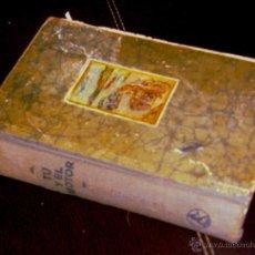 Libros de segunda mano: MANUAL - TÚ Y EL MOTOR- DE EDWIN P.A. HEINZE, DE 1950, EDITORIAL LABOR, SA. Lote 46877896