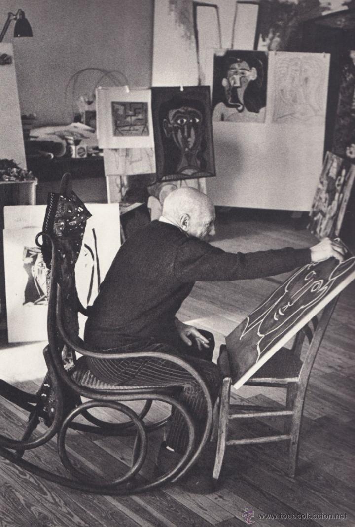 Adi S Picasso David Douglas Duncan Ed Nauta Mad Comprar En Todocoleccion 46935860