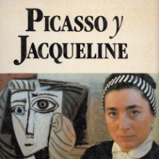 Libros de segunda mano: PICASSO Y JACQUELINE DAVID DOUGLAS DUNCAN MUCHNICK EDITORES BARCELONA 1988 1ª EDICIÓN * FOTOGRAFÍAS . Lote 46936906