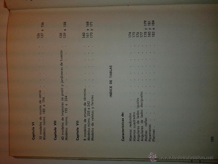 Libros de segunda mano: INDICE - Foto 3 - 46941234