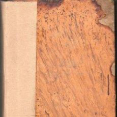 Libros de segunda mano: COMENTARIO A LAS LEYES DE TORO JOAQUÍN FRANCISCO PACHECO. Lote 47020658