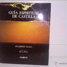 Libros de segunda mano: GUIA ESPIRITUAL DE CASTILLA. Lote 47041200
