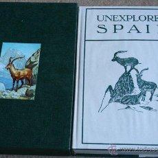 Libros de segunda mano: UNEXPLORED SPAIN. WITH 209 ILLUSTRATIONS BY JOSEPH CRAWHALL, E. CALDWLL, AND ABEL CHAPMAN. . Lote 47096198