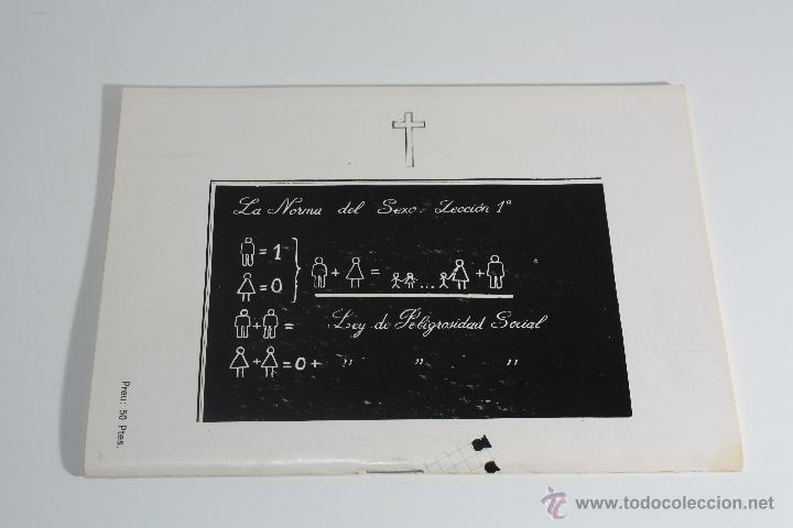 Libros de segunda mano: MANIFEST FAGC (FRONT D' ALLIBERAMENT GAI DE CATALUNYA) 1977 - Foto 3 - 47106811