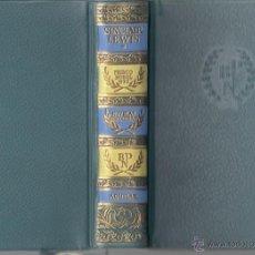 Libros de segunda mano: SINCLAIR LEWIS NOVELAS ESCOGIDAS AGUILAR 1957 1ª EDICIÓN * CALLE MAYOR BABBITT EL DOCTOR ARROWSMITH. Lote 47164123