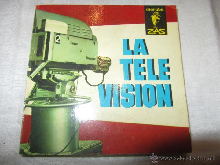 LA TELEVISION, LIBRO DE FEDOR YORLOV, 1963, EDITORIAL BRUGUERA (Libros de Segunda Mano - Bellas artes, ocio y coleccionismo - Otros)