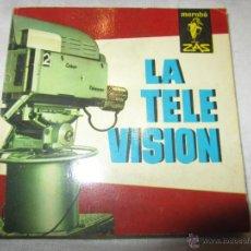 Libros de segunda mano: LA TELEVISION, LIBRO DE FEDOR YORLOV, 1963, EDITORIAL BRUGUERA. Lote 47243745