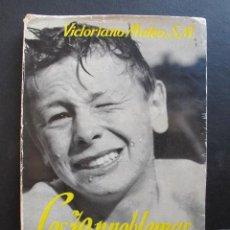 Libros de segunda mano: LIBRO LOS 70 PROBLEMAS DEL JOVEN MODERNO VICTORIANO MATEO SM 1966. Lote 47256894
